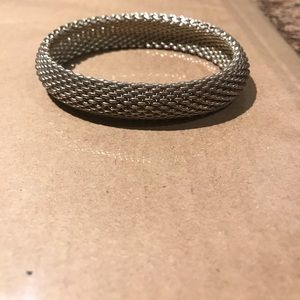 Tiffany & Co braided bracelet.